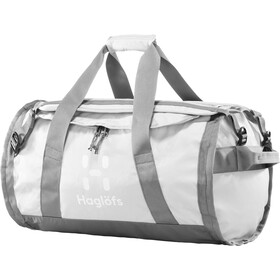 Haglöfs Lava 50 Duffel Bag stone grey/rock